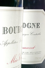 Bourgogne Meo Camuzet
