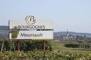 Meursault dorp