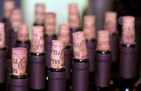 veel wijnflessen (copy right)